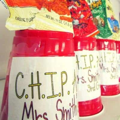 Reward Amazing Students with The C.H.I.P. Trophy: DIY Classroom Management