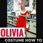 How to be Olivia The Pig – Book Character Costume