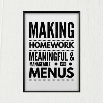 Looking for a new homework management solution? Try homework menus! Tips on how to organize your homework practices using menus to motivate your kids and differentiate through choice. Click for details & free printables to get you started. #education #homework #teacherspayteachers #tpt #homeworkmenus #differentiation #thirdgrade #freebies #teach #teacher #elementaryeducation #elementaryclassroom