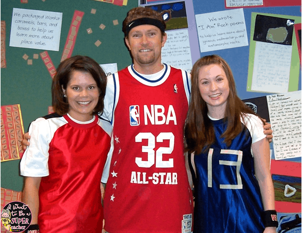 Teacher Halloween Costume #3: Sports Enthusiast Picture