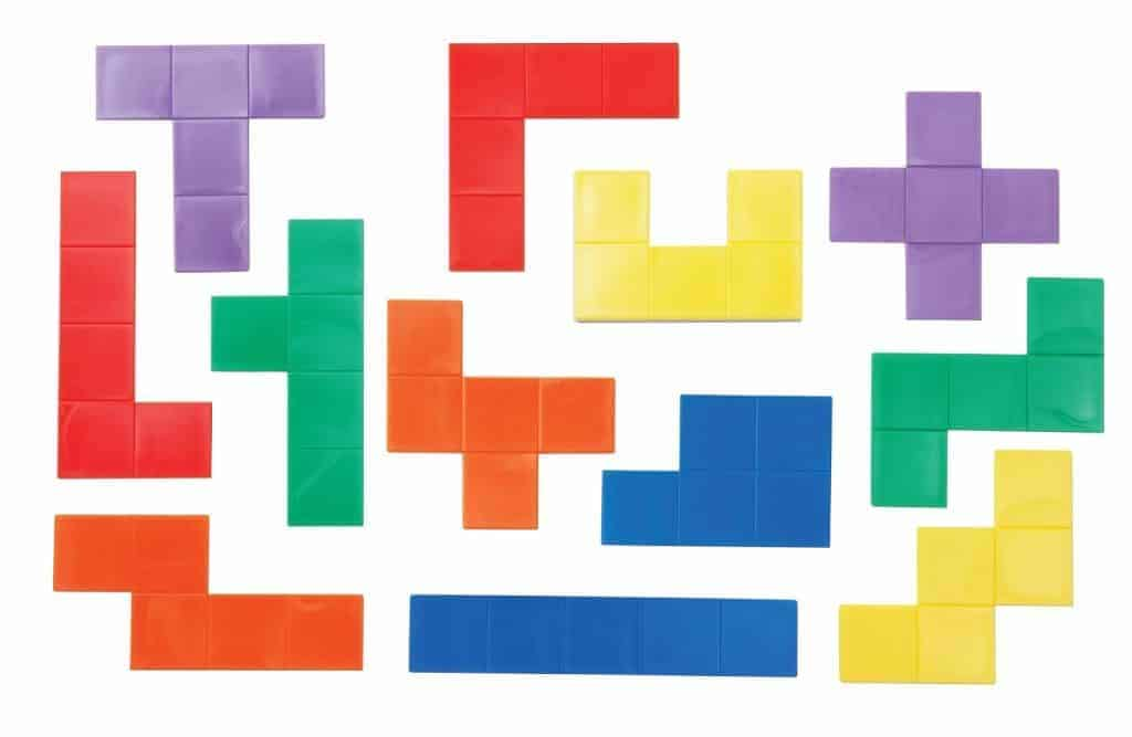 Pentomino Picture