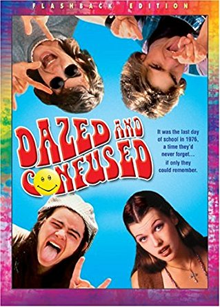 Dazed and Confused movie cover